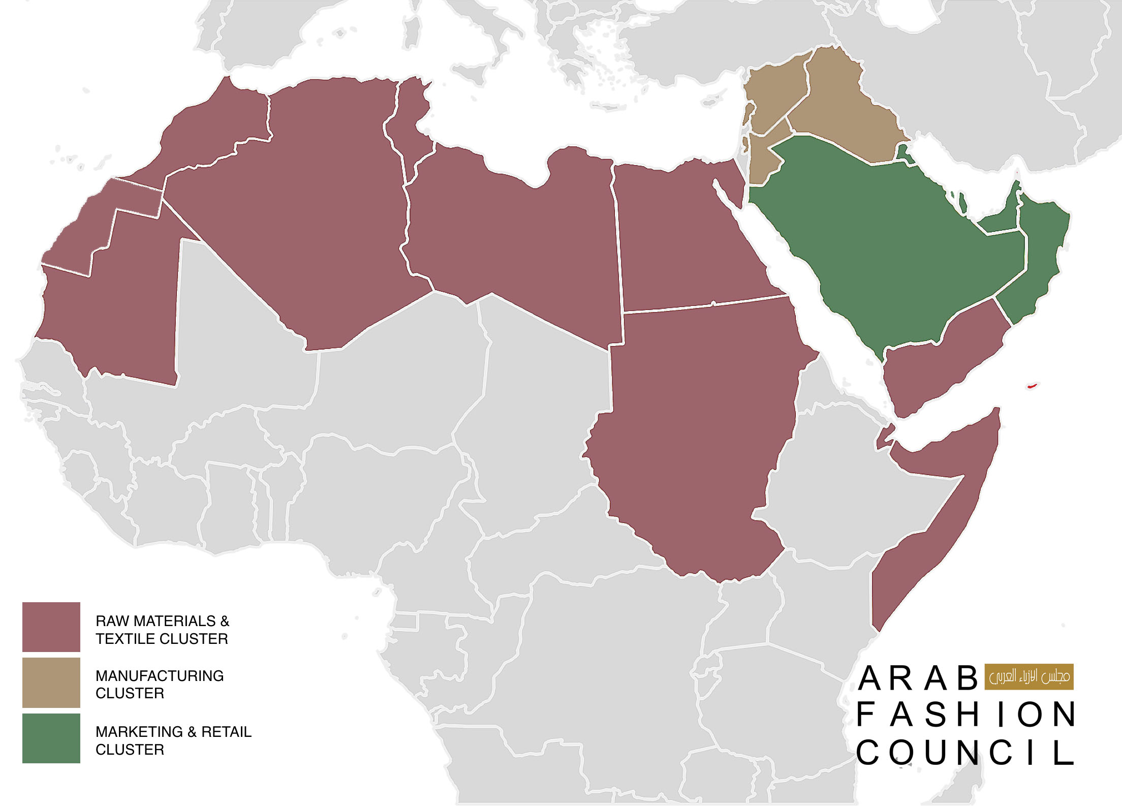ARAB FASHION SYSTEM - ARAB FASHION COUNCIL - Vision