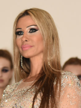 Lara Tabet-Arab Fashion Council