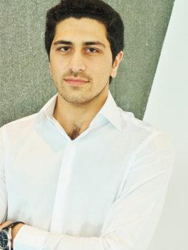 Nawied Jabarkhyl-Arab Fashion Council