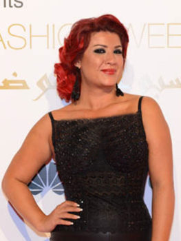Sham Dahrouj-Arab Fashion Council
