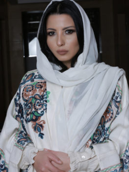 Ms. Layla Issa Abuzaid-Arab Fashion Council