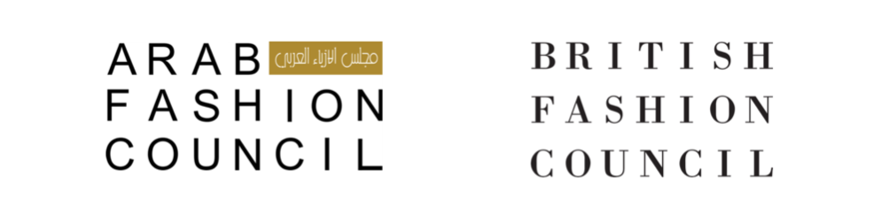 Arab Fashion Council-AFC-British Fashion Council-BFC