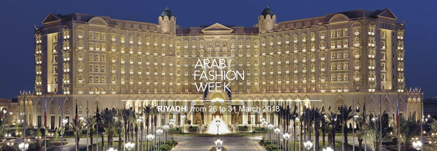 Riyadh Arab Fashion Week-Fashion Week Saudi Arabia