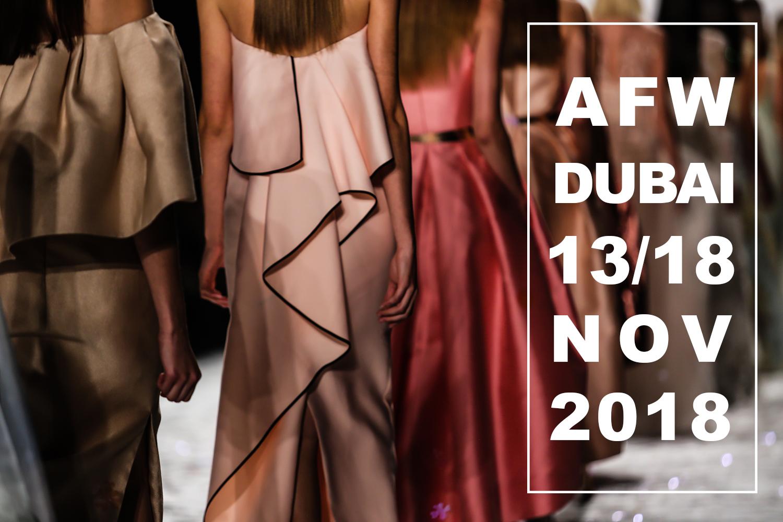 Arab Fashion Week - Dubai Fashion Week - Fashion Shows Dubai