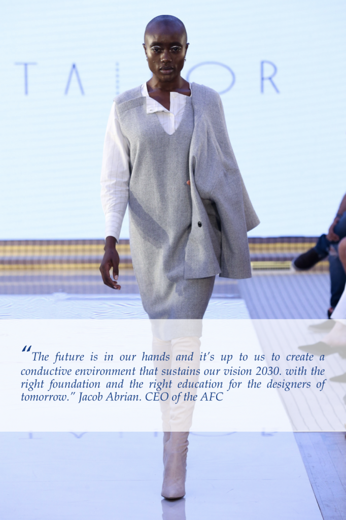 AFC GREEN LABEL - ARAB FASHION COUNCIL