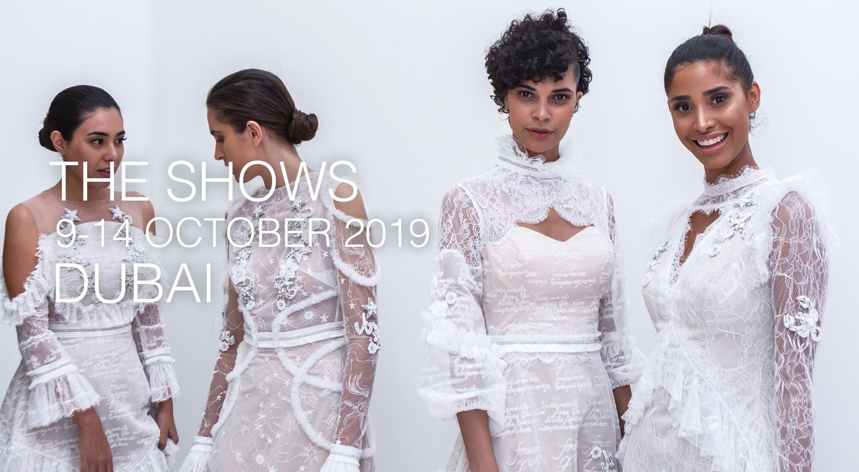 Arab Fashion Week - SHOWS
